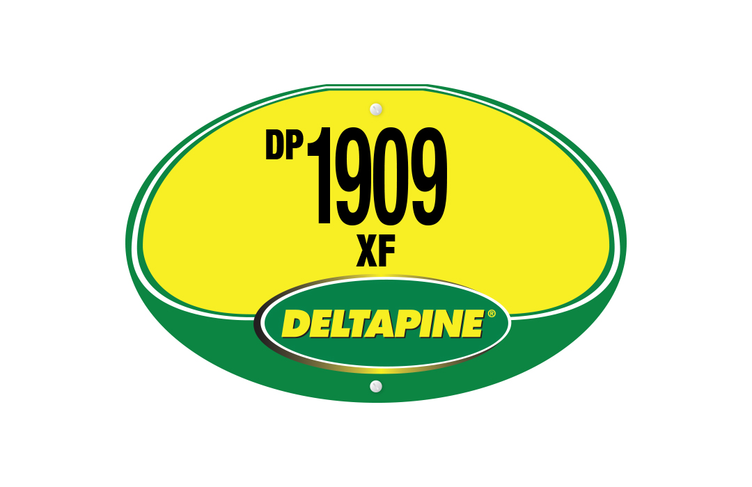 Deltapine® DP 1909 XF sign promo